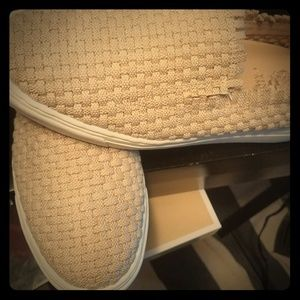 Vince Camuto Bimmy Slip-On Woven Sneakers